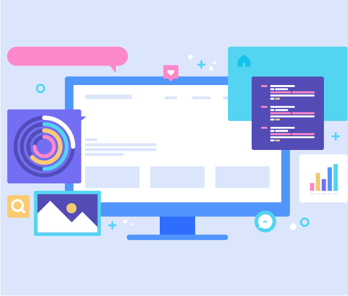 Transparent prices for the innovative and skilled web redesign services